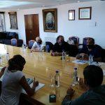 Veteranos de guerra se reunieron con el COE por Vigilia del 2 de abril y Semana de Malvinas