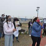 En Tierra del Fuego también exigieron justicia por Úrsula