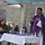 Volvió la Santa Misa a Chacra XI