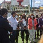 466 millones de pesos para transformar el sector alto de Ushuaia
