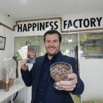 Los chocolates de Tierra del Fuego que ya la rompen en Hong Kong
