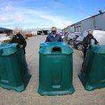 El Municipio de Río Grande suma diez nuevos 'Ecopuntos PET' en la ciudad