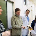 Melella celebró eficacia de vacuna rusa