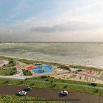 Martín Pérez anunció la construcción del Parque de los Cien Años
