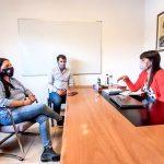Ushuaia y Tolhuin coordinan acciones conjuntas