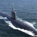 Melella rechazó enérgicamente presencia de submarino nuclear