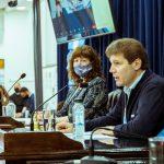 Melella dejó inaugurado el 38º Período de Sesiones de la Legislatura de la provincia