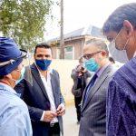 Vuoto junto a Kulfas entregó los primeros créditos para emprendedores y empresarios PyMEs de Ushuaia