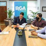 Martín Pérez firmó convenio para fortalecer la economía social