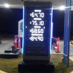 YPF aumentó otra vez sus combustibles y la suba acumulada en siete meses llega casi al 50%