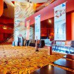 Hoy el ex Casino Club de Ushuaia comienza a funcionar como centro vacunatorio contra COVID-19