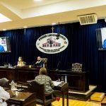 El Concejal Javier Calisaya participó del debate en Comisión de la Legislatura fueguina