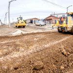 Continúa el plan de obras vial y civil en Chacra XI