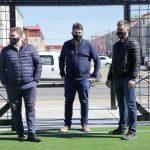 """Se inauguró el """"Playón Deportivo del Barrio Textil"""""""