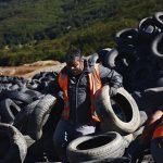 La Municipalidad de Ushuaia enviará al continente siete contenedores con neumáticos en desuso
