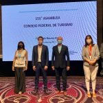 Querciali participó en la 155° asamblea del Consejo Federal de Turismo