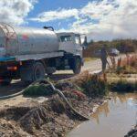 """""""Hay ríos de aguas servidas en Tolhuin y no tenemos herramientas para sancionar"""""""