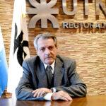 El rector Aiassa confirmó la regularización de más de tres mil docentes