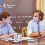 Nación y Provincia firmaron un convenio por 400 millones de pesos