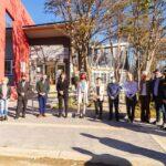 """Gobierno formalizó la entrega del nuevo edificio de la escuela provincial experimental """"Las Gaviotas"""""""