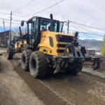 La Municipalidad de Ushuaia con un gran frente de obras