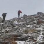 Rescates simultáneos en Glaciar Ojo del Albino y Laguna Esmeralda