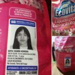 Una marca de productos de limpieza incluyó la imagen de Sofía Herrera en sus envases