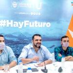 El Gobierno nacional lanzó el programa Potenciar Empleo Verde desde la Municipalidad de Ushuaia