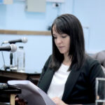 "La legisladora Vuoto destacó el respaldo profesional al proyecto ""Dr. Pedro Rocha"""