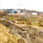 Se invertirán más de 250 millones de pesos para construir una nueva planta cloacal en Tolhuin