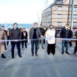 Vuoto y Katopodis inauguraron pavimentación y recorrieron distintas obras