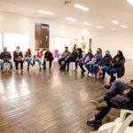 Fuerte trabajo social del Gobierno provincial en los barrios