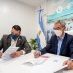 """""""Hace muy poco firmamos con el Presidente Fernández algo que va a ser clave para la ciudad"""""""