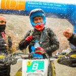 Velázquez y Barría se quedaron con la Vuelta a la Tierra del Fuego