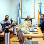 Se realizó una nueva reunión de la Comisión para el Área Aduanera Especial