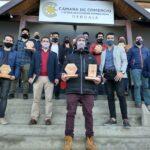 Atama Alimentos ganó el Premio al Joven Empresario de Tierra del Fuego