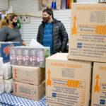 La Municipalidad de Ushuaia entregó insumos para los merenderos y copas de leche de la ciudad