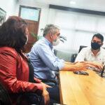 """""""Los atrasos en la coparticipación municipal ponen en riesgo los acuerdos salariales"""""""