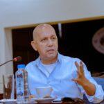 Pablo Villegas ponderó la exposición sobre la creación de enfermerías escolares