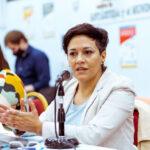 La ministra Cubino aseguró que esta misma semana se entregarán las horas cátedras pendientes