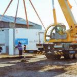 Llegaron los equipos que mejorarán y ampliarán la conectividad Web en Tierra del Fuego