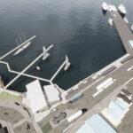 """""""Implicará la accesibilidad al puerto y la integración a la ciudad"""", afirmó Murcia"""