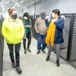 La Municipalidad de Ushuaia invitó a ARAF a recorrer las nuevas instalaciones de zoonosis, próximas a inaugurar