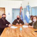La Asociación Rural firmó el convenio de ampliación del laboratorio