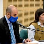 """Para Molina Holguín el """"incumplimiento fue admitido abiertamente por el gobierno de Melella"""""""