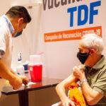 En Tierra del Fuego más de 50 mil personas ya recibieron la vacuna contra el COVID-19