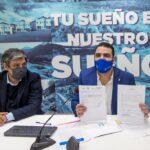 Vuoto y Ferraresi firmaron la construcción de 132 nuevas viviendas para Ushuaia