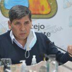 Pino propone el reordenamiento  del cableado aéreo