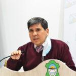 Pino pedirá aprobar el predictamen para avanzar con el proyecto de Ordenanza