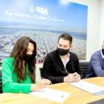 El intendente Martín Pérez y la Cámara de Comercio anunciaron la Edición del Centenario